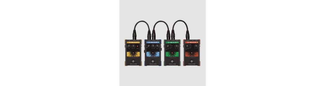 Voice Pedals