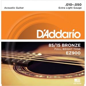 D'Addario 85/15 Bronze Acoustic Guitar Strings