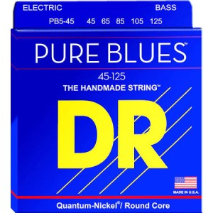 DR Pure Blues 5 String Bass (Medium)