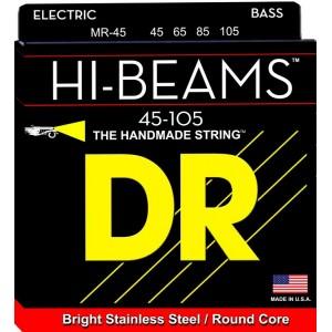 DR Hi-Beams 4 String Bass (Medium)