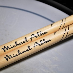 Zildjian Michael Alba Signature Drumsticks