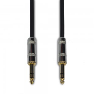 """SLM DS / Mogami TRS Cable (Straight  1/4"""" - Straight 1/4"""")"""