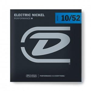 DUNLOP PERFORMANCE+ ELECTRIC GUITAR STRINGS 10-52