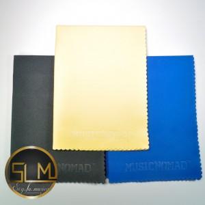 Super Soft Microfiber Suede Polishing Cloth 3 Pack