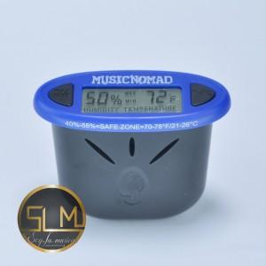The HumiReader - Humidity & Temperature Monitor