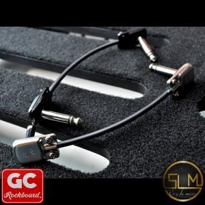 "4"" SquarePlug Angled Patch Cable"
