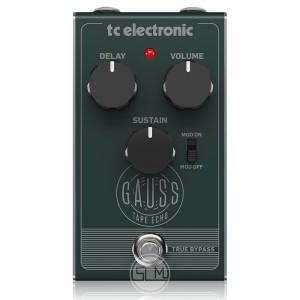 GAUSS Tape Echo