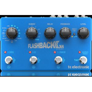 FLASHBACK 2 X4 Delay