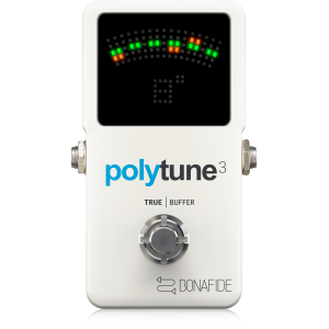 POLYTUNE 3 Ultra-Compact Tuner Pedal